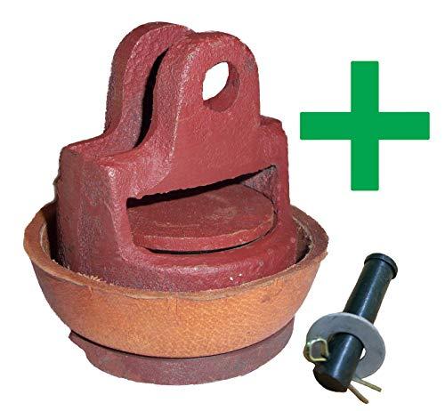 Schwengelpumpenkolben mit Bolzen Typ 75 - für Schwengelpumpe Gartenpumpe Handpumpe - weitere Teile im Sortiment : Schwengel Schwengelhalterung Dichtungen Pumpenkörper uvm.