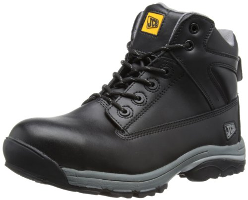 Grau Schwarz Workmax Chukka Herren Boots B JCB 7XYvO