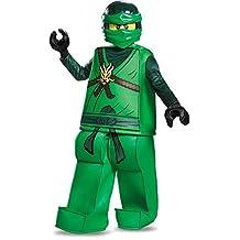 Lego 20165 - Costume Ninjago Prestige Lloyd (Bambino) 6e152bd283c