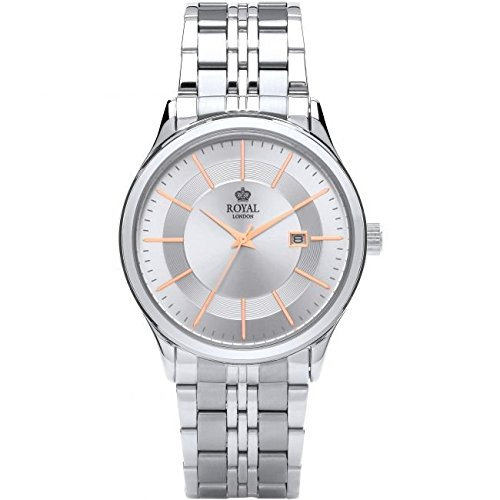 Para hombre Royal London reloj 41291–03