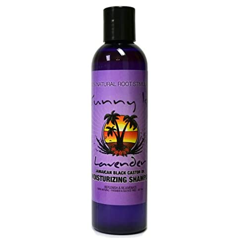 Sunny Isle - Jamaican Black Castor Oil Moisturizing Conditioner Lavender - 8 oz. CLEARANCE PRICED by Sunny Isle Jamaican Black Castor Oil