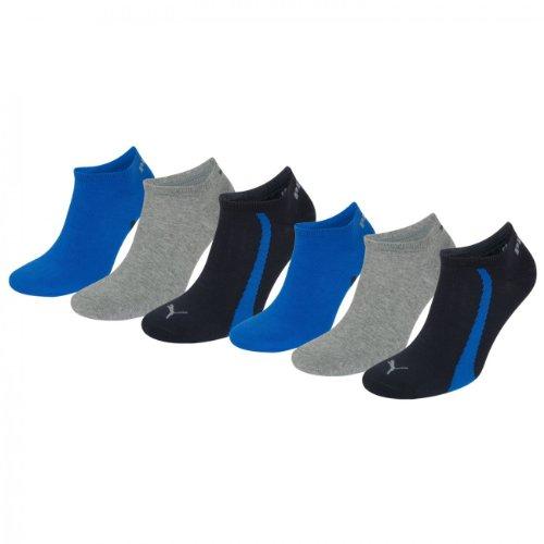 PUMA Unisex Ring Sneakers 201203001 Sportsocken 6er Pack -