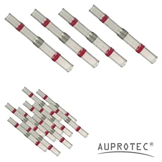 10 - 100 Lötverbinder rot Ø 3mm 0,5 - 1,5 mm² Auswahl: (20 - Stück)