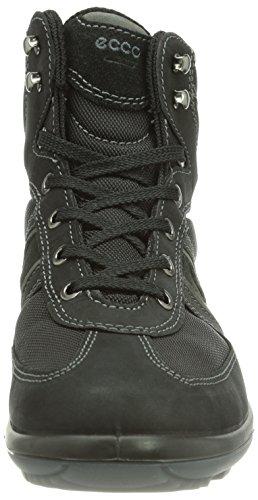 Ecco Ecco Voyage, Boots femme Noir (Black/Black/Black/Dark Shadow 58012)