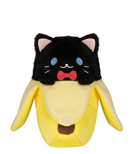 Bananya Plush Figure Black Bananya 15 cm Funko Peluches