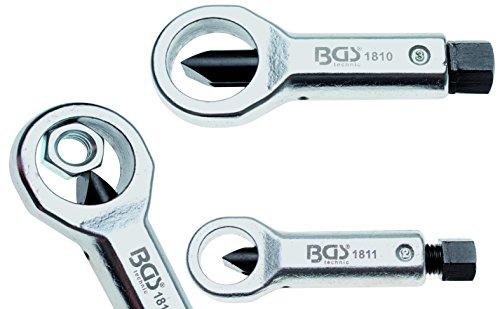Preisvergleich Produktbild BGS 1812 ,  Mutternsprenger-Satz ,  2-tlg. ,  12 - 16 mm / 16 - 22 mm ,  mechanisch