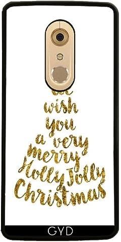 Hülle für ZTE Axon 7 - Holly Jolly Christmas 2