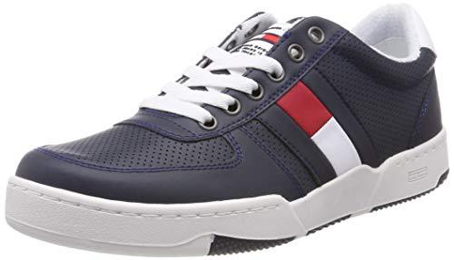 Zapatillas Tommy Jeans Lifestyle Basket Sneaker desde 40,63€