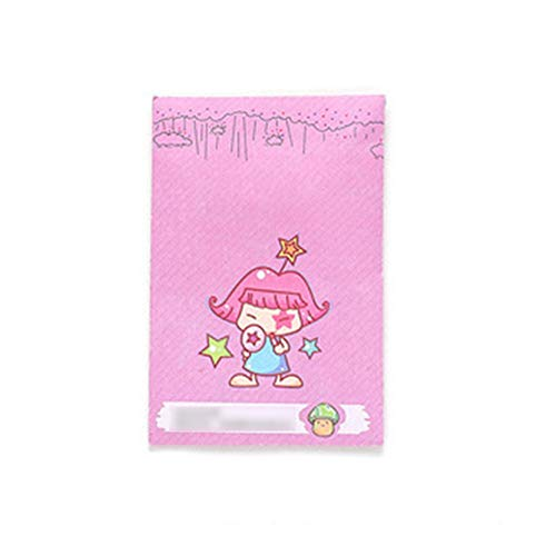 Ndier Paquete de 100 bolsitas perfumadas con Aroma a limón Home Ambientador Bolsas para cajones, armarios y automóviles (Lavanda)