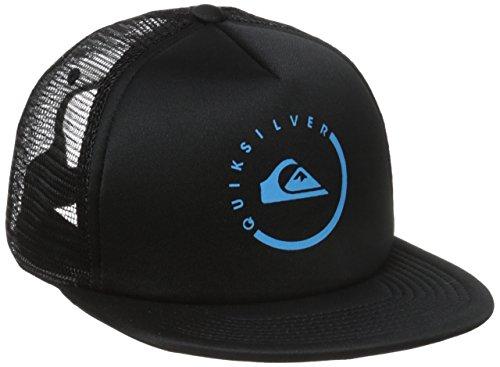 Quiksilver Everyday Eclipse - Gorra para hombre, color negro, talla única