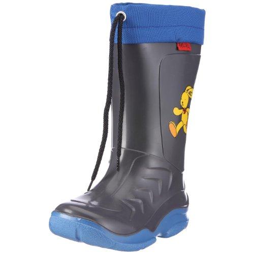 Felix, der Hase Kapitän Nemo 135553 Unisex - Kinder Stiefel Blau/Navy/Blau