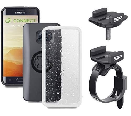 Preisvergleich Produktbild SP Connect Handyhülle Bike Bundle,  schwarz,  Samsung S7 Edge,  FA003491054