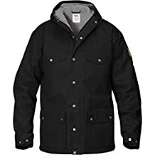 Fjällräven Greenland Winter Chaqueta de invierno black grey
