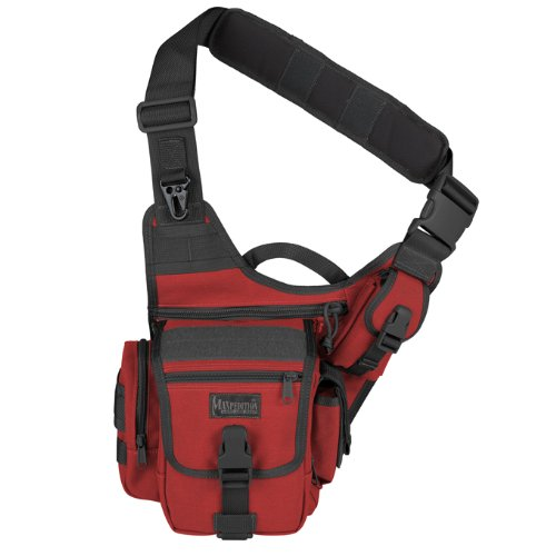 Maxpedition Versipack FatBoy, 4.0 liters emergency red