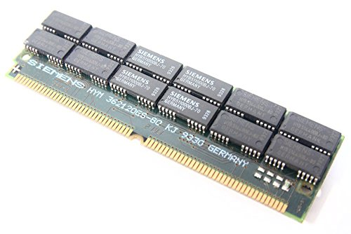 72 Pin Dimm (Siemens HYM 362120GS-80 EDO RAM 72-pin DIMM DRAM Memory / Arbeitsspeicher (Generalüberholt))