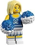 LEGO® 8683 - Sammelfigur Minifigur Cheerleader - Serie 1 von LEGO