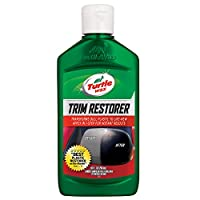 Turtle Wax 50601 Trim Restorer, 10 Fl. Oz Fluid_Ounces