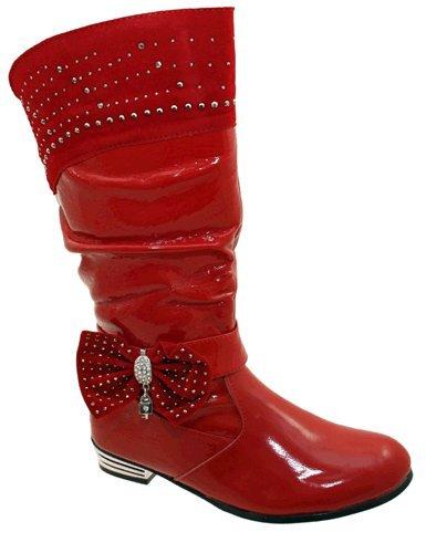 Surf 4 Shoes , Bout fermé fille Rouge - rouge