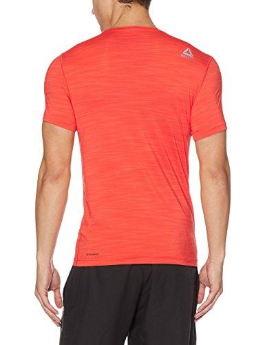 Reebok Herren Actvchl Full Top Shirt Orange/Carote