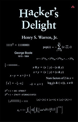 [(Hackers Delight)] [By (author) Henry S. Warren] published on (January, 2004)
