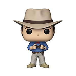 FunKo Pop Movies Jurassic Park Dr Alan Grant