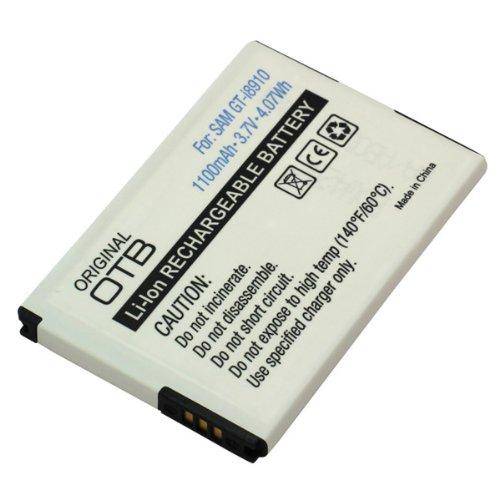 Akku für Samsung B7300 Omnia Lite, B7330 B7610 Omnia Pro, B7620 Giorgio Armani, GT-i6410, i5700 Galaxy Spica, i5800 Galaxy 3, i8350, i8700, SGH-i8910 HD, S8500 Wave (EB504465VUCSTD) | Vodafone 360 SAMSUNG H1, M1