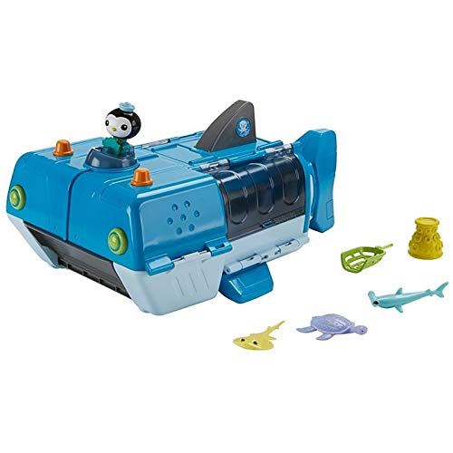 Fisher - Price Octonauts GUP - W Reef Rescue Playset - version anglaise