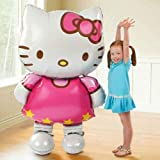 Best HELLO KITTY Fans - Hello Kitty Large Balloon Cartoon Toy for Birthday Review