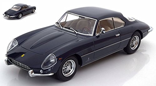 kk-scale-kkdc180062-ferrari-400-superamerica-1962-dark-blue-118-die-cast-model