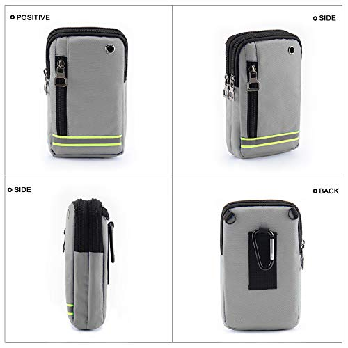 Zoom IMG-1 borsa da cintura sacchetto piccolo