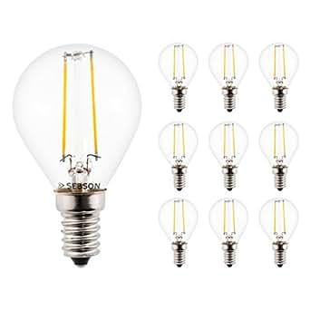 SEBSON® G4 LT 2.5W LED, Warm White, 20W
