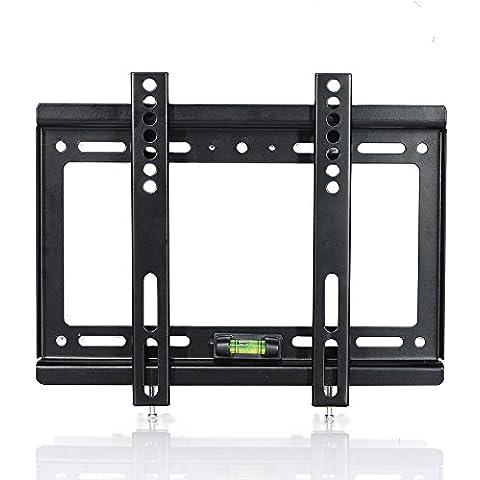 Lumsing® Soporte de pared para TV de 14-42 pulgadas para Todos LCD LED Plasma TV (LG, Sony, Philips, etc), Apoya Max Vesa 200mm *