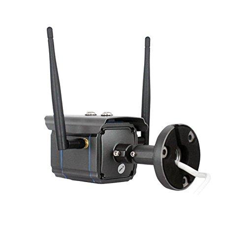 Dome Kamera GehäUse, Wireless Kamera Baby Hd, Dome Kamera Schwarz Set, Remote Wireless Night Vision Indoor WiFi Kamera X89-MZY Sicherheitskamera Handy für Innen Funk -