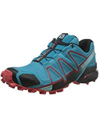 super popular 3ffca b4388 Salomon Speedcross 4 W, Zapatillas de Trail Running para Mujer