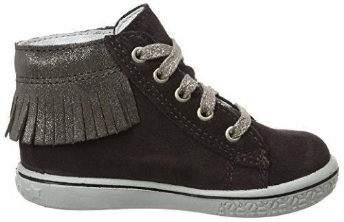 Ricosta Xini, Sneakers basses Fille Marron - Brown (Café 283)