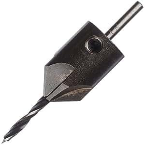 Bosch 2608595345 Mèche hélicoïdale à bois avec fraise à lamer 90° Ø 3 mm