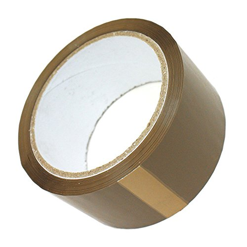 2-rolls-brown-buff-packing-tape-parcel-tape