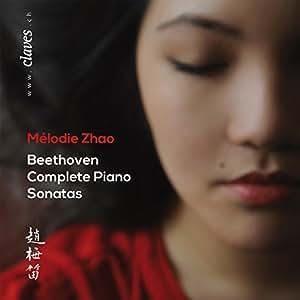 Beethoven : Intégrale des sonates pour piano. Zhao.