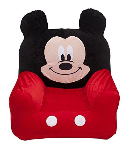 Kindersessel Auswahl Frozen - Cars - Micky - Minnie Maus - Sofa Stuhl Sessel (Micky Maus)