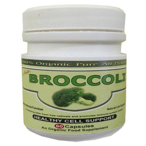 ALAVI Broccoli (500 Mg)-60 Capsules