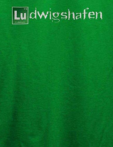 Ludwigshafen T-Shirt Grün