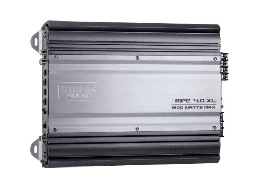 Mac Audio MPExclusive 4.0 XL-4 Kanal Verstärker (600 Watt) (8-kanal-auto-verstärker)