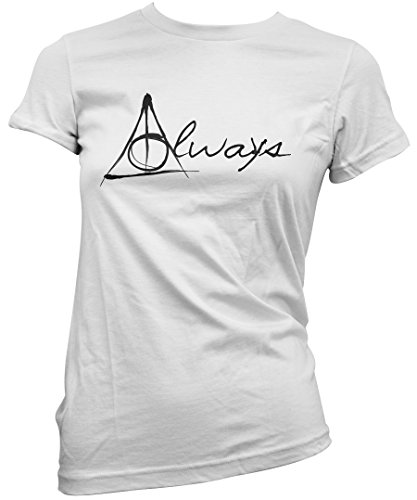 t-shirt-donna-always-script-harry-potter-maglietta-100-cotone-lamaglieria-s-bianco