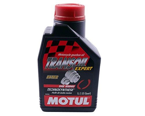 Olio del cambio MOTUL Transoil Expert 2T 10W40 1 Liter