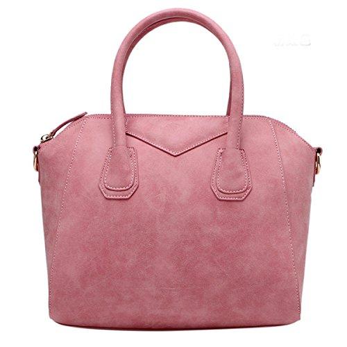 Schultertasche Diagonal Handschale Stadtstreicherin Fashion,Pink