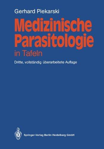 Medizinische Parasitologie: In Tafeln (German Edition)