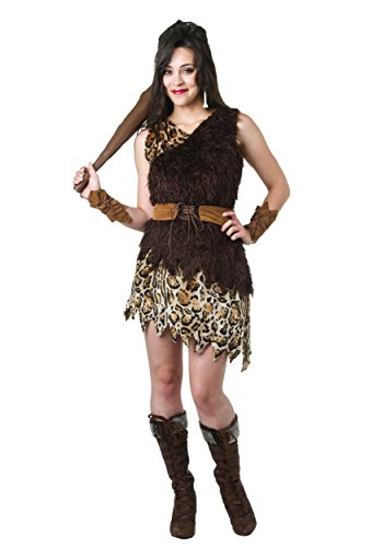 Cavewoman Fancy dress costume (Kostüme Womens Cavewoman)