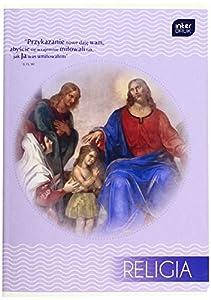 Interdruk ZE60KFR - Libreta de Ejercicios (A5, 60#UV, Estudios religiosos