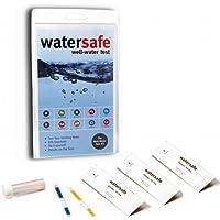 Watersafe Agua Potable así Kit de prueba pruebas de (10en 1)