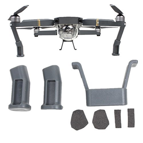 happisland-dji-mavic-pro-landing-gear-height-extender-kit-riser-set-stabilizers-with-protection-pad-